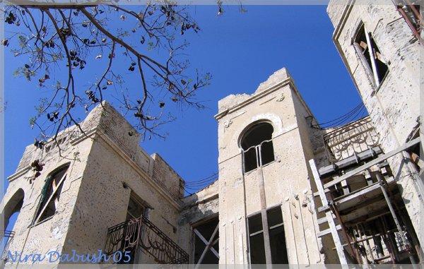 Building in Restoration in Tel - Aviv