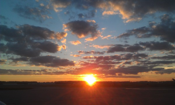 sunrise and beyond