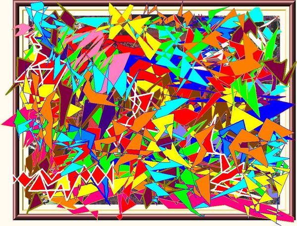Framing Geometric Chaos
