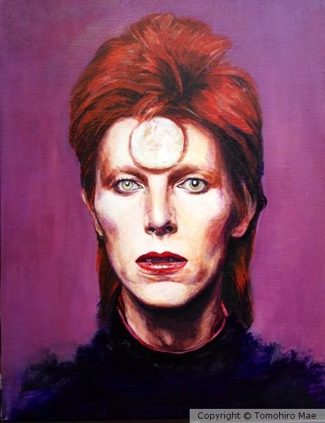 """Devid Bowie """"Ziggy Stardust"""""""