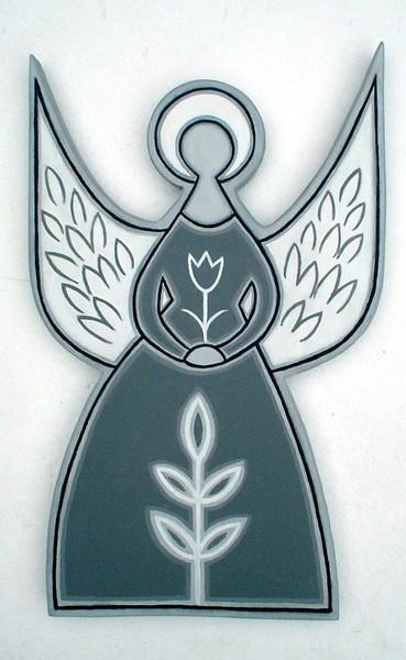gray angel