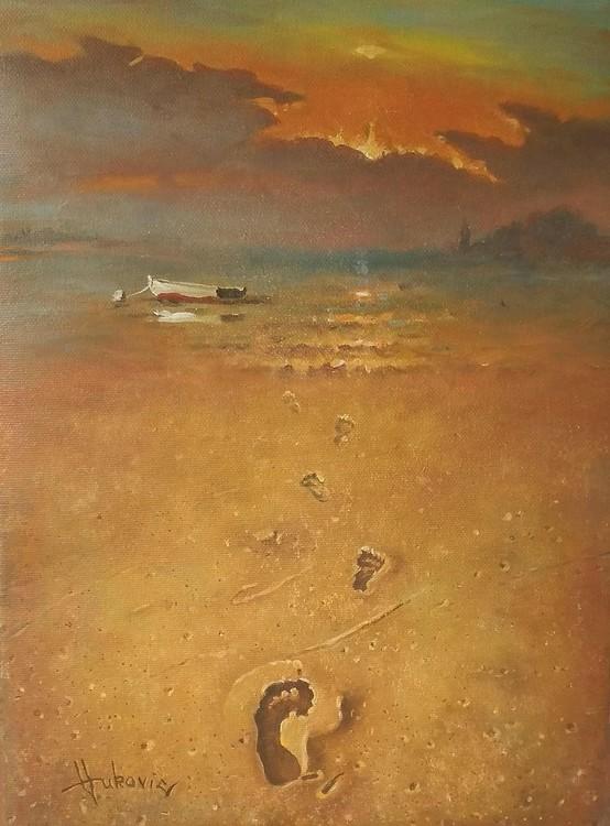 sandy beach - Ada Bojana Montenegro