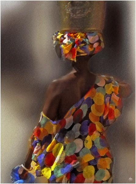 The Shoulder of Africa