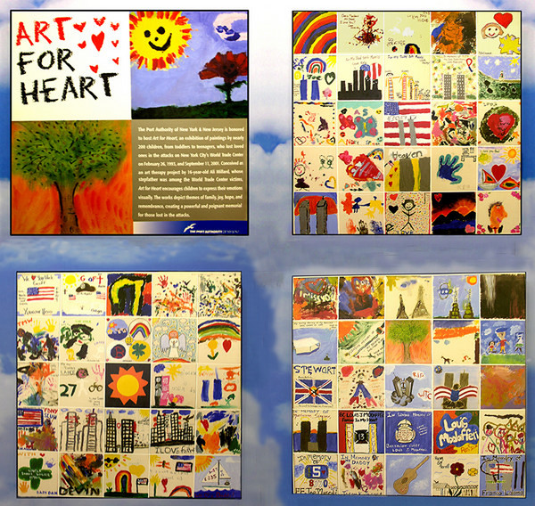 In Remembrance - Art for Heart