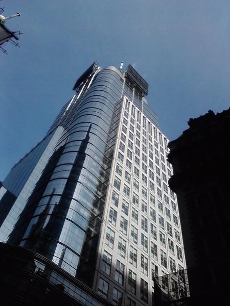 NEW YORK CITY BUILDINGS -