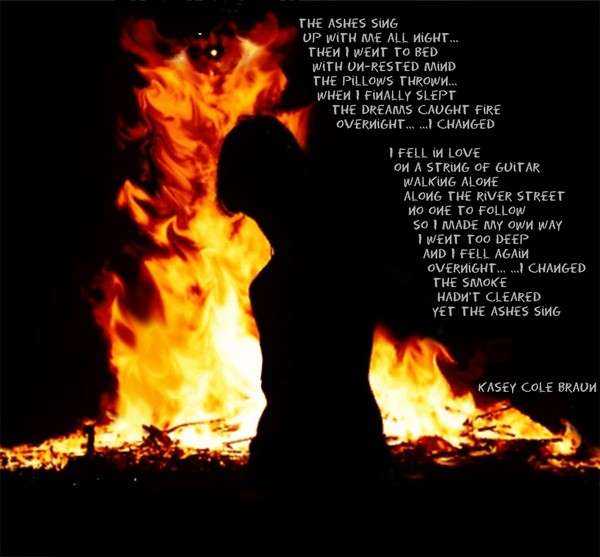 The Ashes Sing