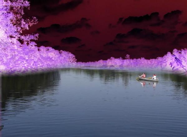 Colors in dream realm