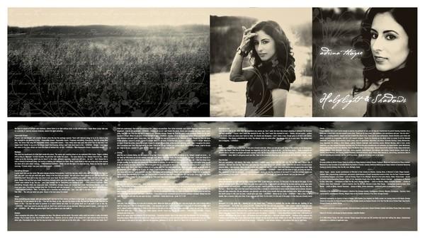Adrina Thorpe Album artwork
