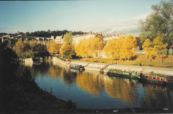 Avon River Bath England 2