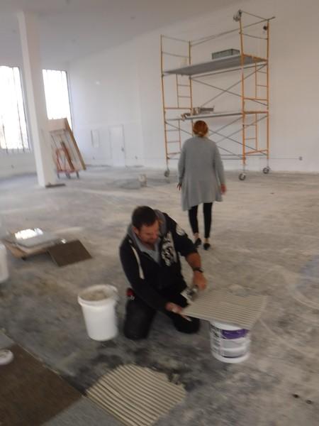Tiles Beginning