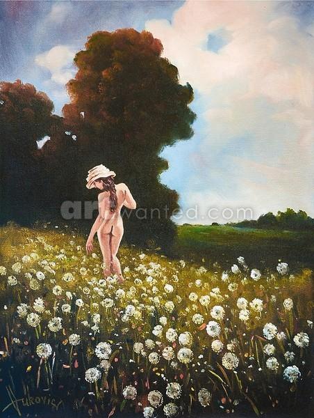 It's time dandelions