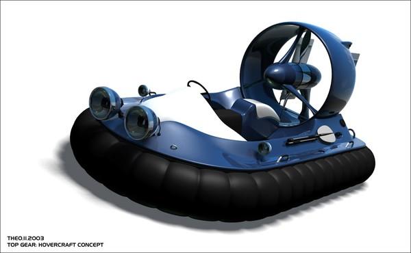 Hovercraft Concept Design