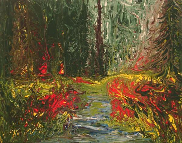 Forest River FingerPainting