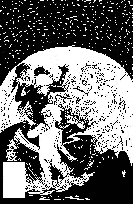Power Pack Comic Cover