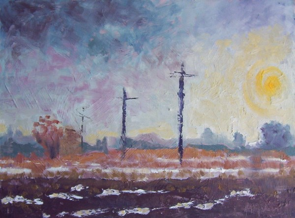 Sold-Wired in Winter