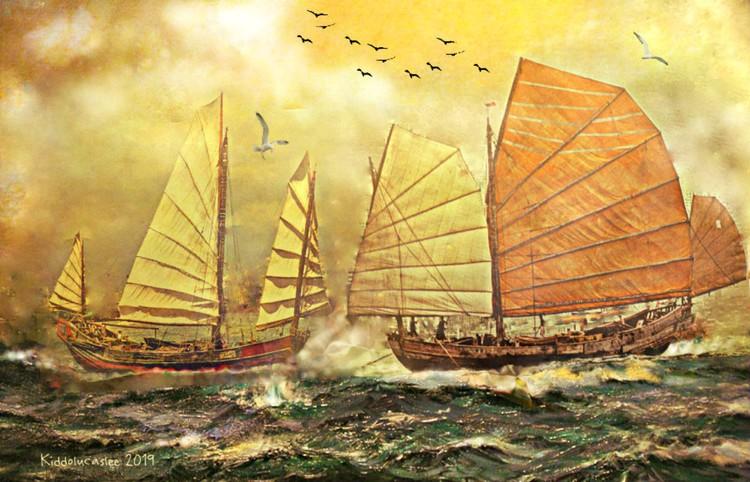 Crusading The Sea Fortune 2019 Kiddolucaslee