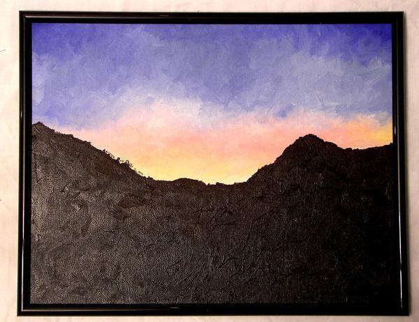 Grandma's sunset III
