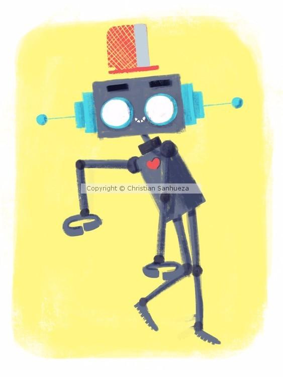 Go robot!