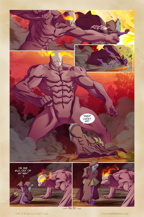 Life of Reign - Page 25