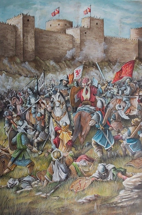 The Battle for Alhama 1482
