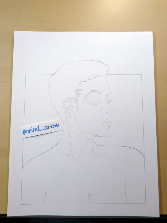 Shameless Maya drawing