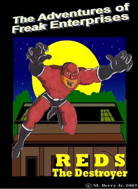 Reds the Destroyer