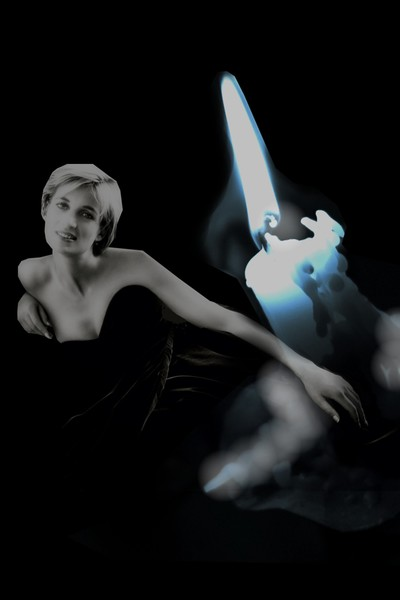 Diana, a candle in the wind