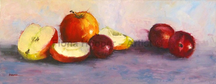 Apples And Plums
