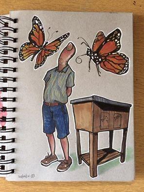 Sketchbook Stuff