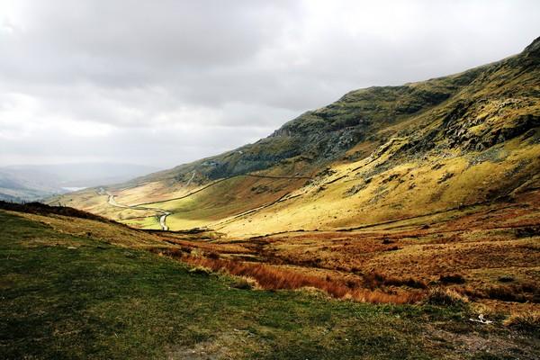 view kirkstone pass