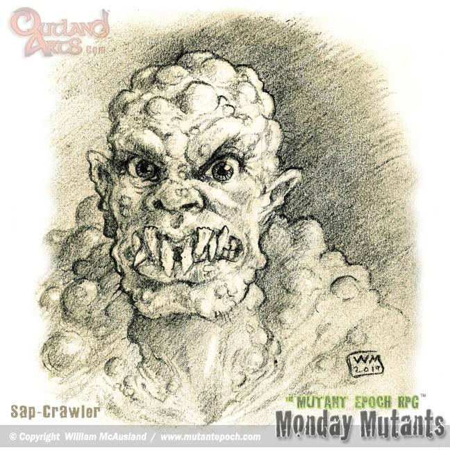 Sap-Crawler portrait