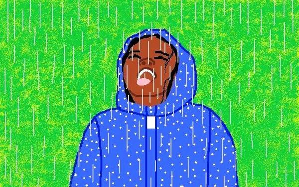 A Taste Of Rain