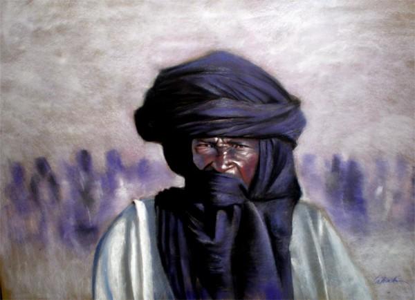 Tuareg chief