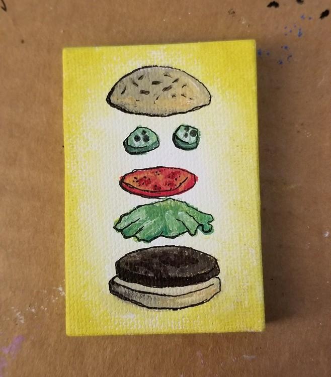 Tiny Bob's Burgers 2
