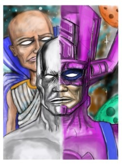 thumbnail The Silver Surfer Final Print