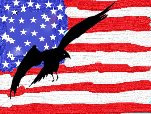 Flying Flag