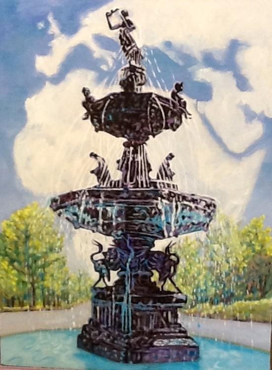 Dexter  Court Street Fountain