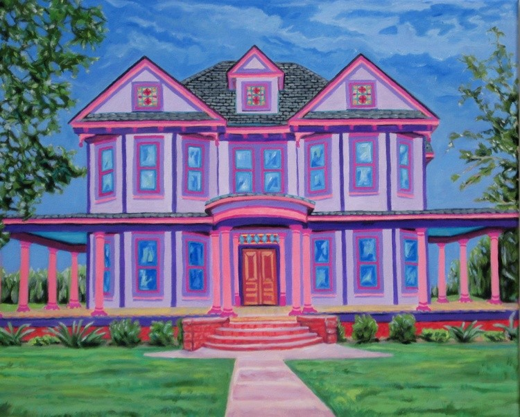 finished victorian house wetumpka