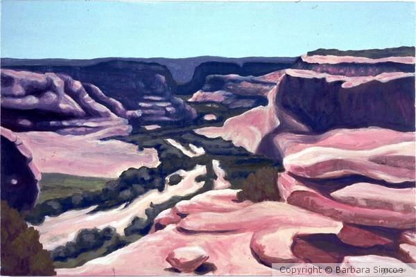 Canyon de Chelley, AZ