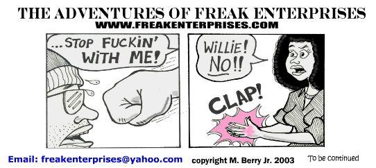 Freak Enterprises Strip #35