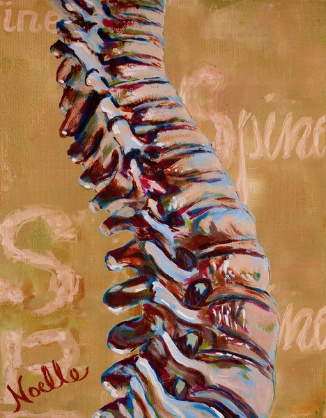 Human Spine 2