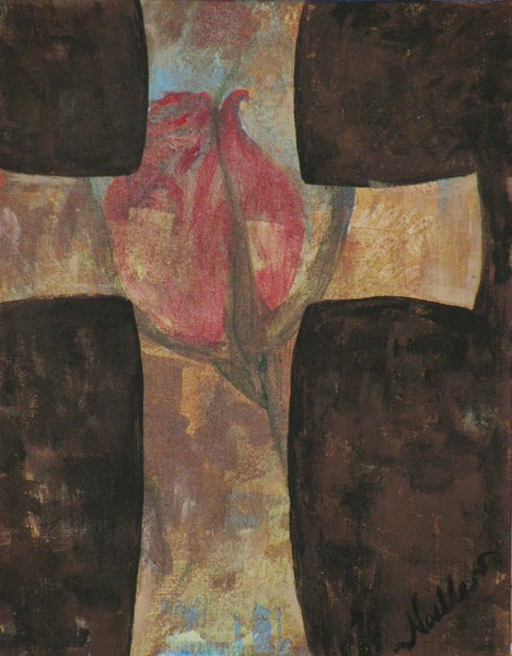Rose and Cross