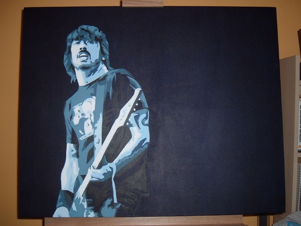 Dave Grohl ( Foo Fighters )