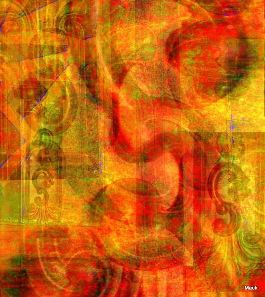 Vibrant Collage