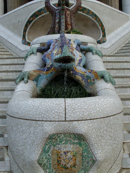 Parc Guell 3