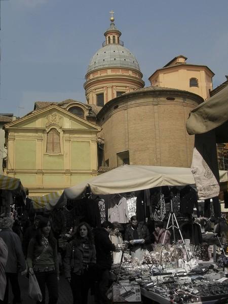 Vescovado on Market Day