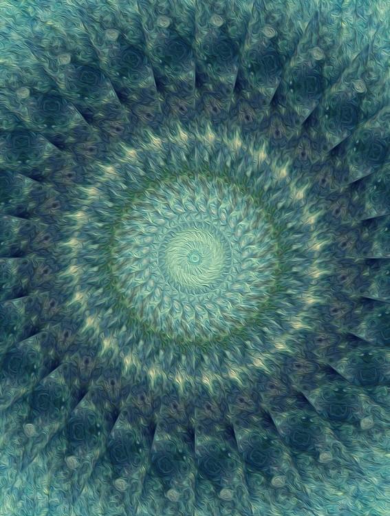 Painted Kaleidoscope 6