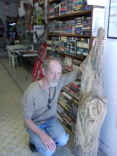 wallnut wood spirit