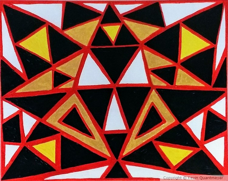 Ace of Triangles