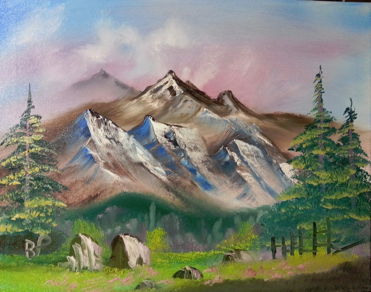 Double Mountain Fantasy